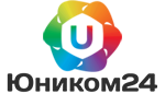 Юником24 логотип